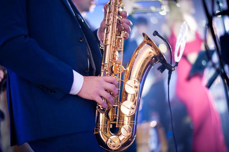 Saxophonist Manchester