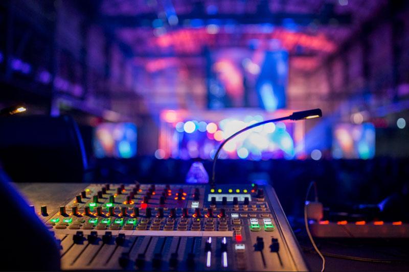 Audio Visual Hire