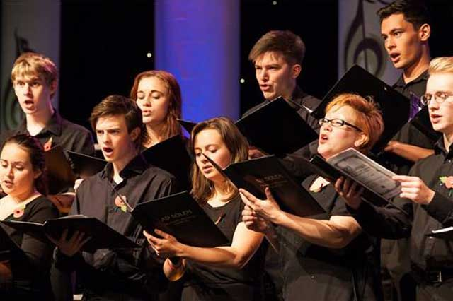 Chamber Choir Rental