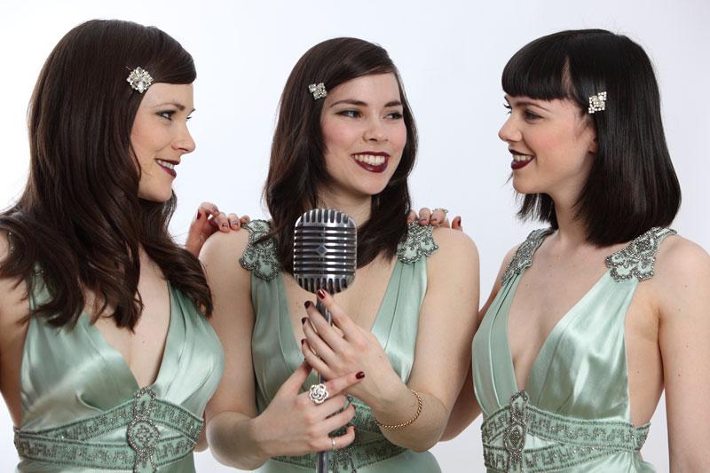Close Harmony Sisters