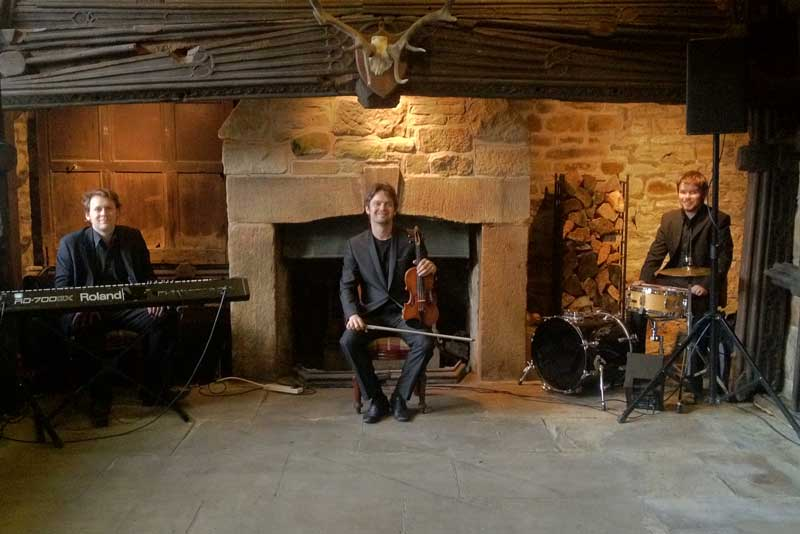 Highland Ceilidh Band Rental
