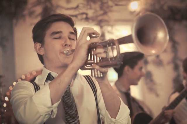 Swing Band Rental