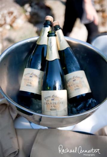 Champagne Lebeouf - Wedding Champagne