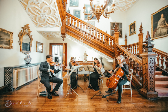 Cheshire String Quartet - Arley Hall